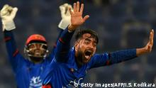 Asia Cup Cricket | Afghanistan vs. Bangladesch