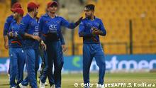Asia Cup Cricket | Afghanistan vs. Bangladesch (Getty Images/AFP/I.S. Kodikara)