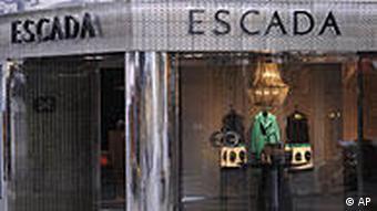 Luxusmode-Konzern Escada ist insolvent