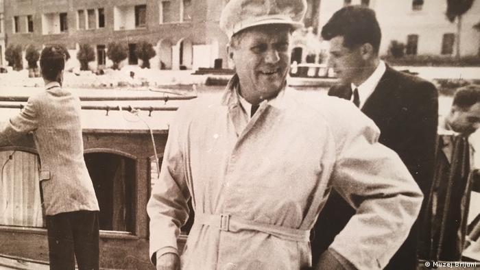 Josip Broz Tito auf Brijuni (Muzej Brijuni)
