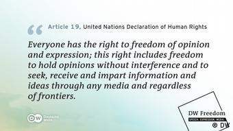 Article 19 UN