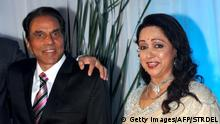 Dharmendra und Hema Malini (Getty Images/AFP/STRDEL)