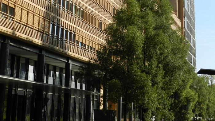 Новий офіс Фонду Сороса в Берліні