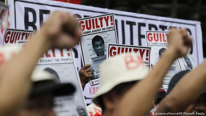 Philippines Duterte Martial Law
