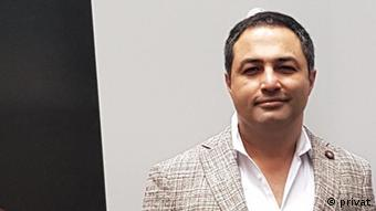 Wirtschaftsexperte Alireza Salavati