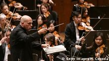 The New York Philharmonic´s Jaap van Zweden