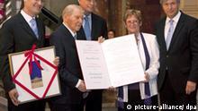 Unternehmer Werner Otto Ehrenbürger von Berlin