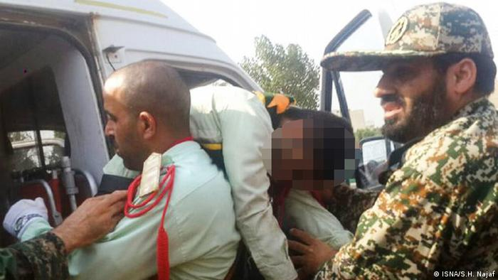 حمله مسلحانه سال ۲۰۱۸ به رژه نطامی در اهواز