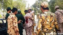 Iran Ahvaz Anschlag auf Militär-Parade