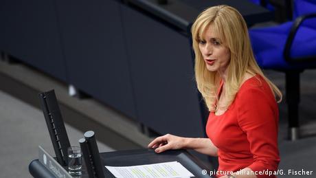 Bundestag Renata Alt FDP