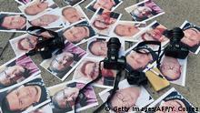 Mexiko Journalist vor dem Haus erschossen
