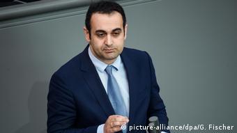 O Μπιζάν Ντζιρ Σαράι, ειδικός σε θέματα Eξωτερικής Πολιτικής των Γερμανών Φιλελευθέρων