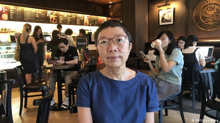 Ko King Chu (DW/Vivien Wong)
