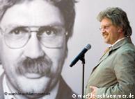 Horst Schlämmer, quiere ser canciller de los alemanes.