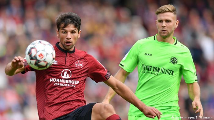 1. FC Nuernberg v Hannover 96 - Bundesliga (Getty Images/S. Widmann)