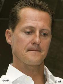 Michael Schumacher (AP Photo/Keystone, Salvatore Di Nolfi)