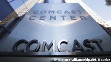 USA Comcast Firmenzentrale (picture-alliance/dpa/M. Rourke)