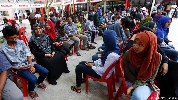 Malediven Präsidentschaftswahl