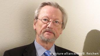 Сын экс-канцлера ФРГ Вилли Брандта, историк Петер Брандт
