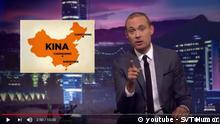 Screenshot Youtube | Satire aus Schweden - Thema China