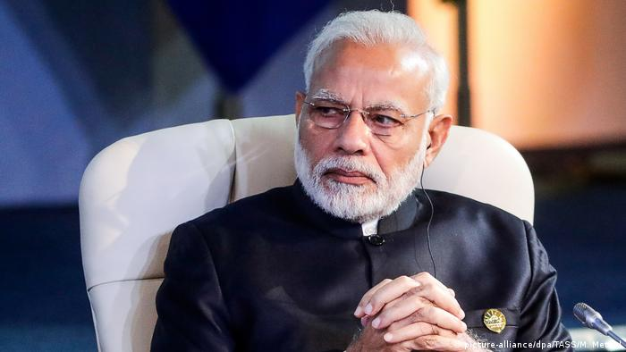 The Prime Minister of India Narendra Modi