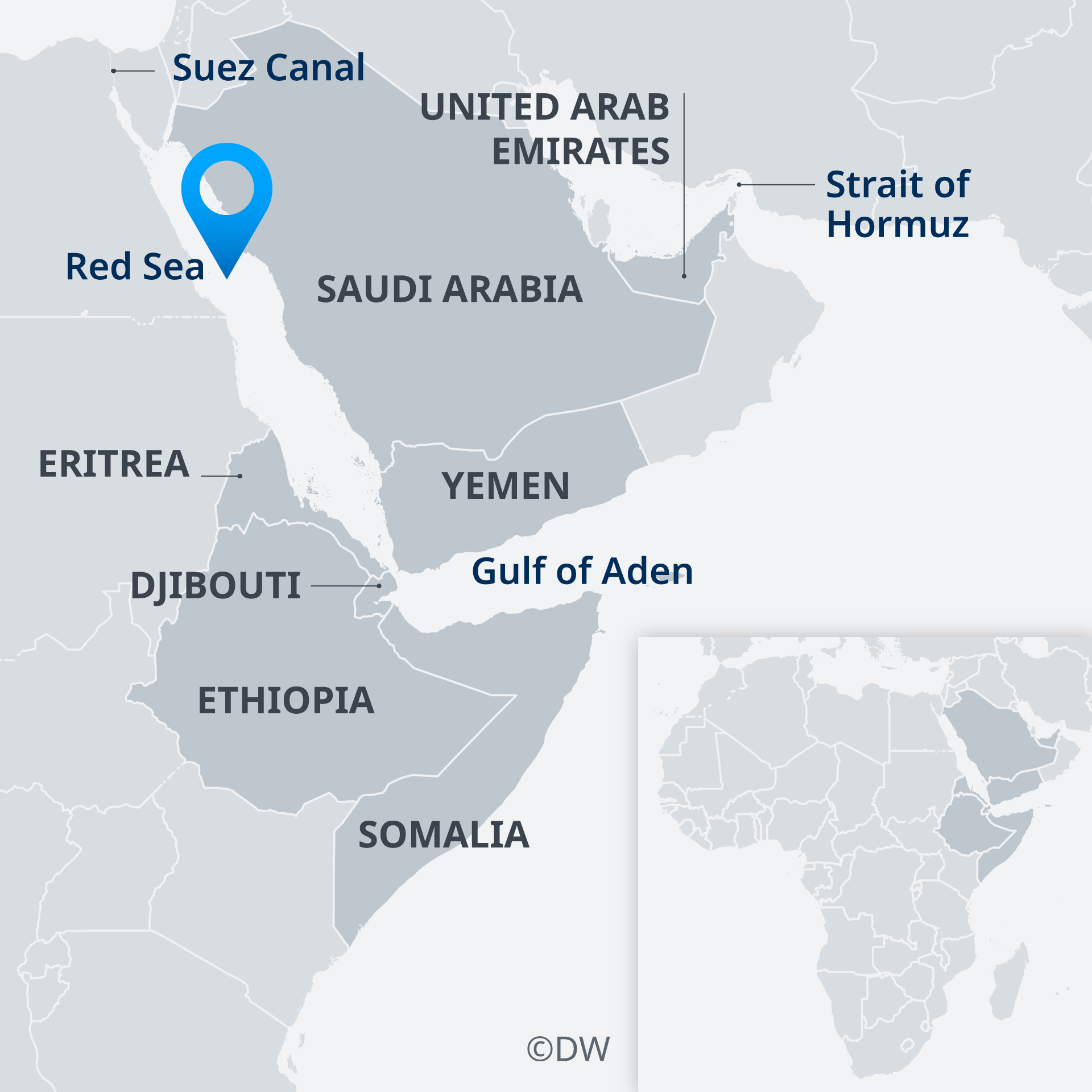 Arab Gulf states in the Horn of Africa: What role do they ...