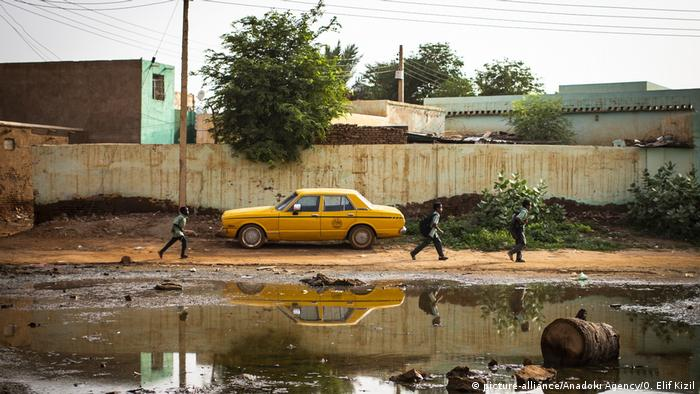 Daily life in Khartoum, Sudan's capital (picture-alliance/Anadolu Agency/O. Elif Kizil)