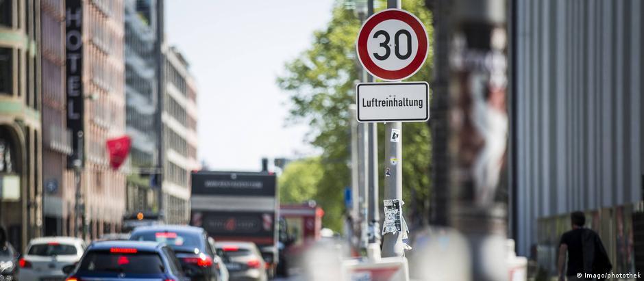 Απαγορεύονται τα πετρελαιοκίνητα και στο Βερολίνο