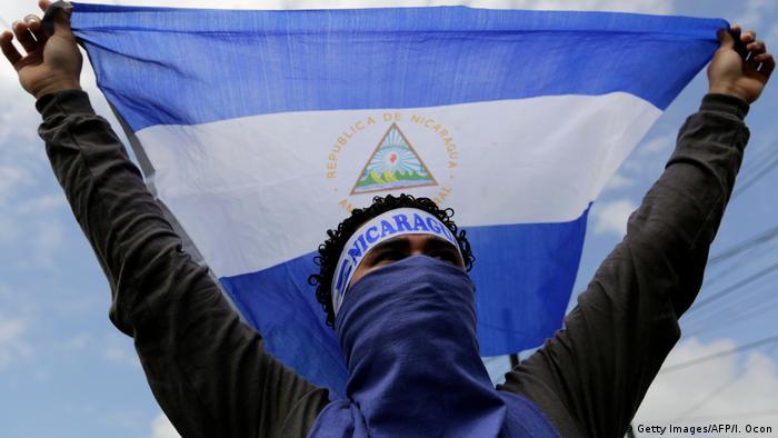 Nicaragua sufre una grave crisis que ha dejado 325 muertos desde abril de acuerdo con la Comisión Interamericana de Derechos Humanos (CIDH) (Getty Images/AFP/I. Ocon)
