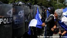 Nicaragua Managua Proteste gegen die Regierung
