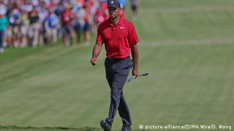 Golf 2018 TOUR Championship | Tiger Woods (picture-alliance/ZUMA Wire/D. Wong)