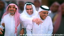 ***SPERRFRIST 24.09.2018 um 09.00 Uhr***** Right Livelihood Award Abdullah al-Hamid, Mohammad Fahad al-Qahtani und Waleed Abu al-Khair (Right Livelihood Award/Ahmed al-Osaimi)