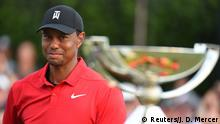 Tiger Woods (Reuters/J. D. Mercer)