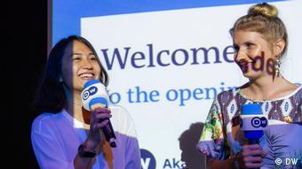 Myanmar Eröffnungsveranstaltung der DWA-Büros in Yangon