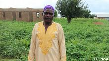 Issahaku Yakubu farmer from Kpene, Ghana
