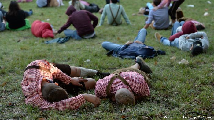 Sexuelle Belästigung Oktoberfest
