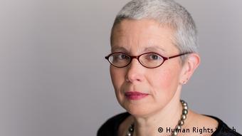 Human Rights Watch Sophie Richardson, China-Direktorin