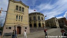 May 31, 2017 : Norway's parliament seen in Oslo, May 31, 2017. REUTERS/Ints Kalnins/File Photo