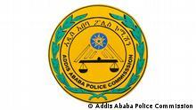Logo der Polizei-Kommission Addis Abebas