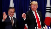 USA und Südkorea schließen neues Handelsabkommen