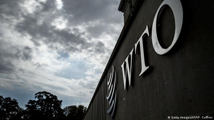 WTO building in Geneva