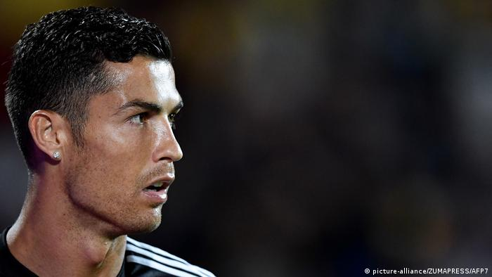 Cristiano Ronaldo (picture-alliance/ZUMAPRESS/AFP7)