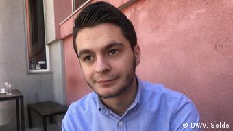 Bosnien und Herzegowina | Jugendliche und Politik | Lalic Nirza (DW/V. Soldo)