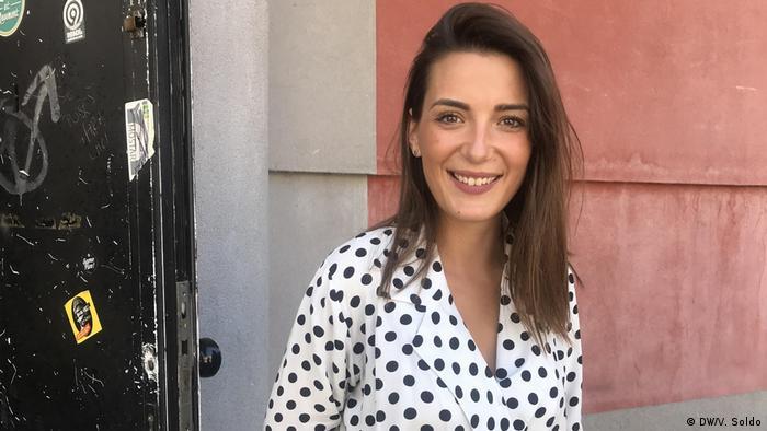 Lana Prlić (DW/V. Soldo)