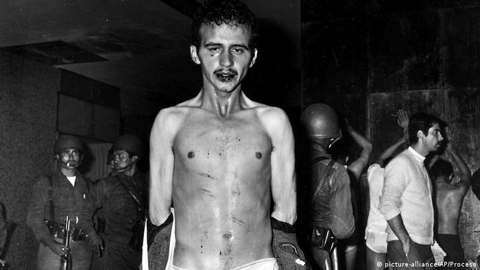 Mexiko Tlatelolco Massaker in 1968 (picture-alliance/AP/Proceso)