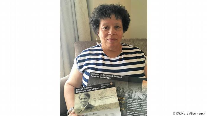 Ernestine Wyatt pflegt das Vermächtnis ihrer Ur-Ahnin