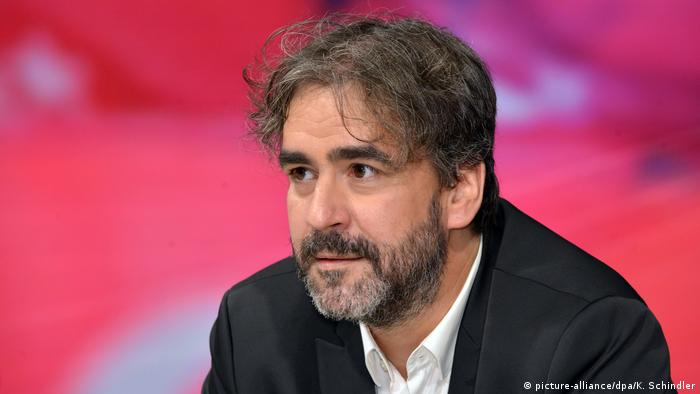 Deniz Yücel was detained in Turkey before being released in February 2018