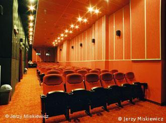 Der Kinosaal. Foto: Jerzy Miśkiewicz