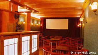 Kino Pionier, innen. Foto: Jerzy Miśkiewicz.