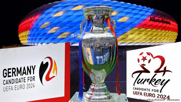 UEFA EURO 2024 Bewerbung: Entscheidung am 27. September.